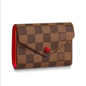 Louis Vuitton Victorine Compact Wallet